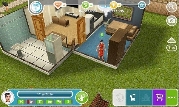 模拟人生4破解版最新版下载-模拟人生4破解版无限金币下载