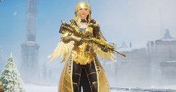 和平精英黄金风衣美化包推荐