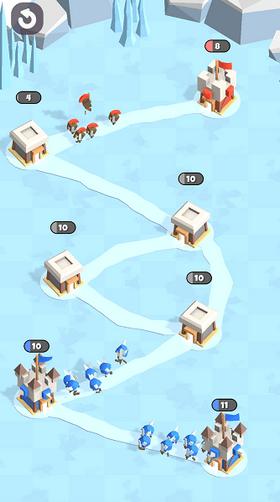城堡争夺战