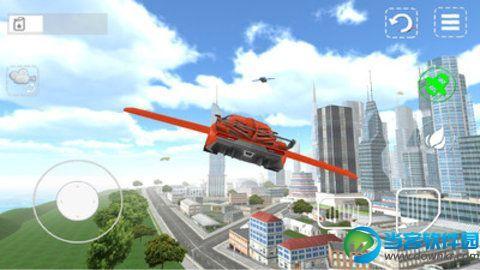 未来飞行赛车手
