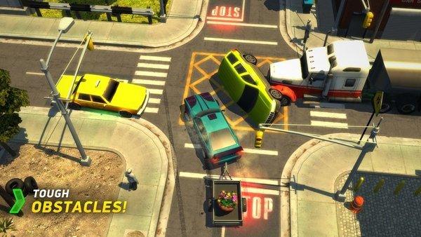 疯狂停车场2汉化版下载-疯狂停车场2游戏下载