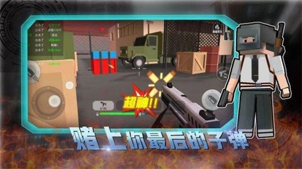 终极英雄枪战模拟求生