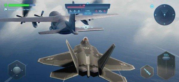 天空战士空战