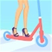 滑板车比赛