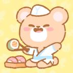 小熊寿司店破解版