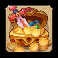 宝箱与勇士无限体力金币钻石