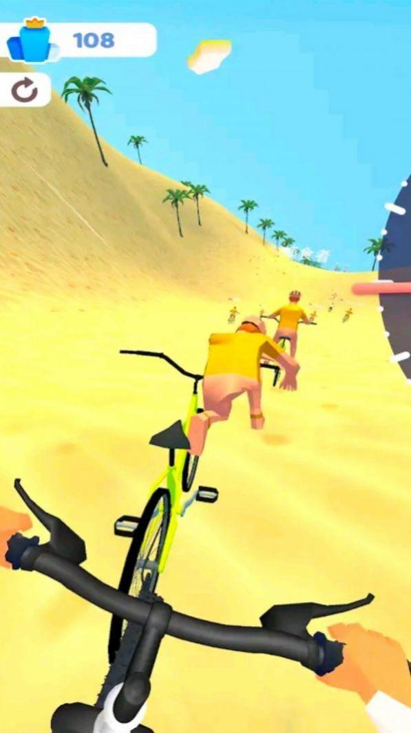 真实自行车模拟器