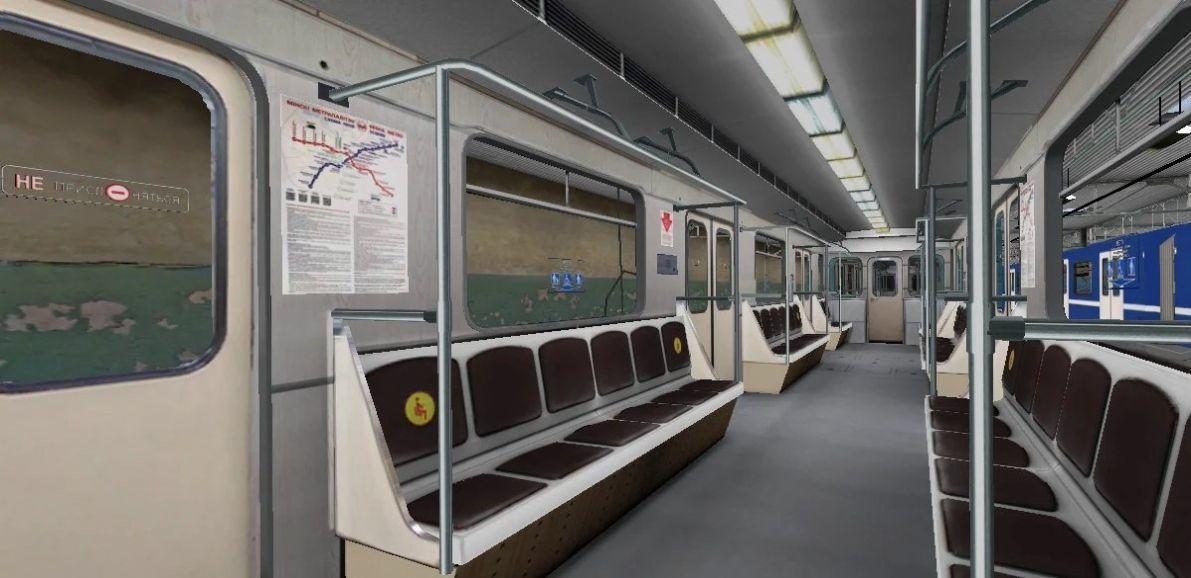 明斯克地铁模拟器