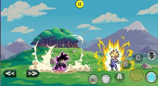 赛亚人巅峰之战游戏下载-赛亚人巅峰之战安卓版最新版下载