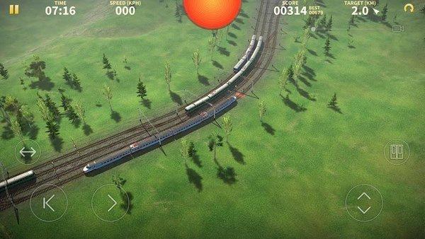 电动火车模拟器破解版下载- 电动火车模拟器破解版无限金币下载