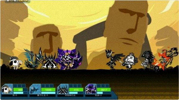 怪兽之城破解版