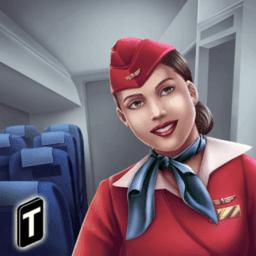 空姐模拟器破解版